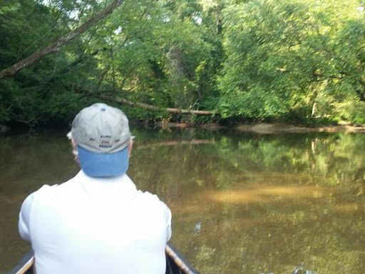 Green River Canoe trip