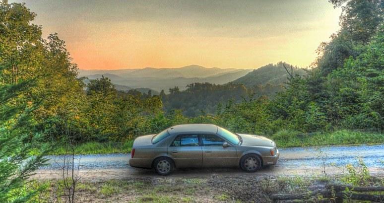 Pinnacle Mountain Caddy south 1