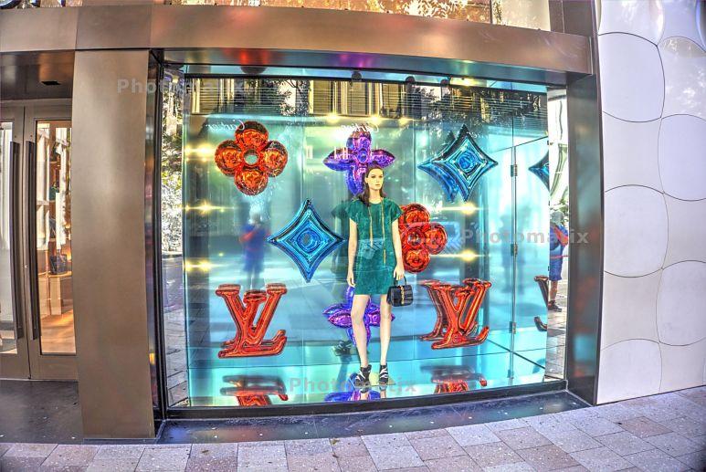 Miami Design District boutique
