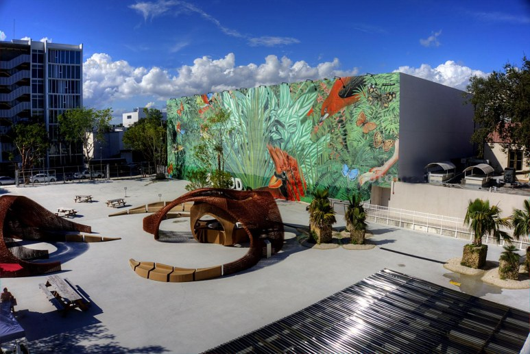Miami Design District Mural