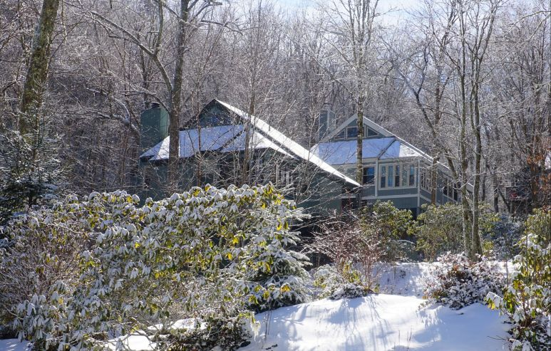 Sugar Mountain winter homes