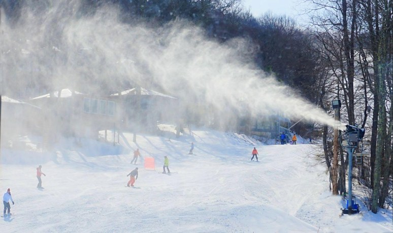 Sugar Mountain Snow Gun