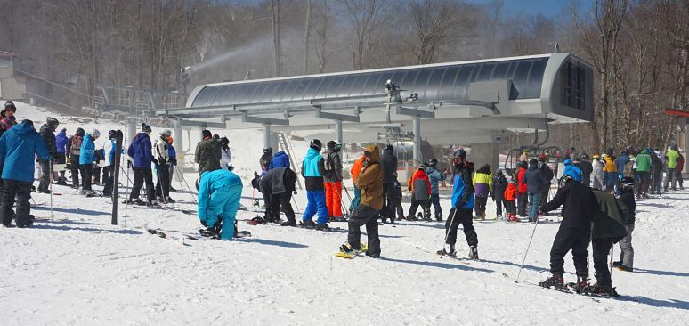 sugar mountain speed lift