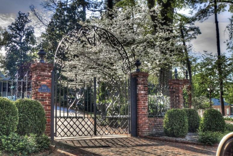 brick gate