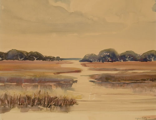 Alfred_Heber_Hutty-Lowcountry_Marsh